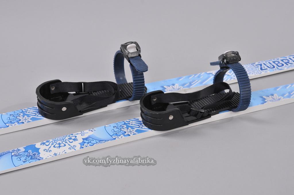 Установка крепления на лыжи своими руками
